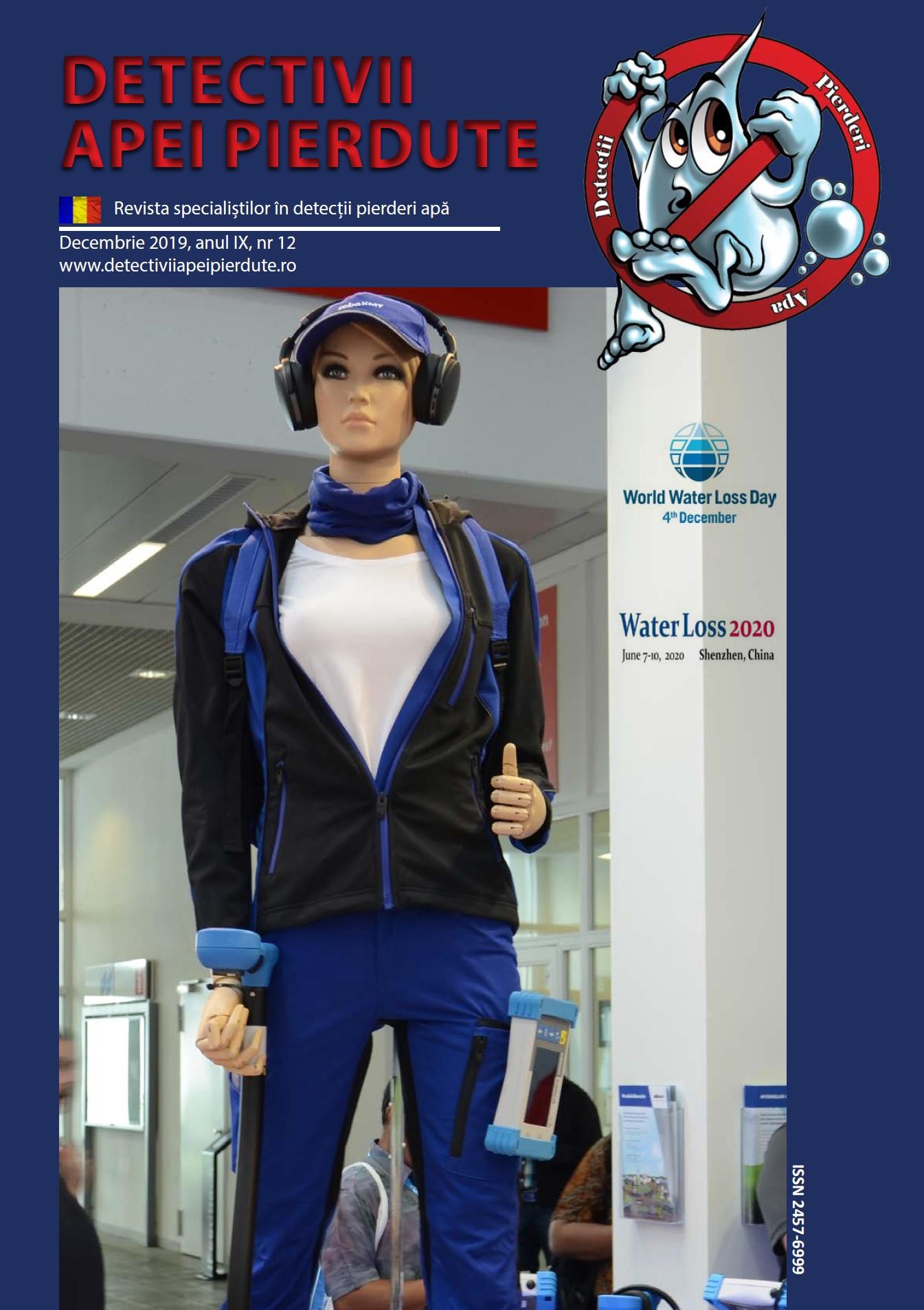 dematek-AML PRO - DETECTOR DE CONDUCTE DE PLASTIC INGROPATE in #12 din noiembrie 2019 al revistei